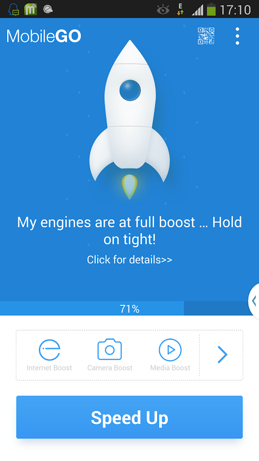 Wondershare MobileGo - screenshot