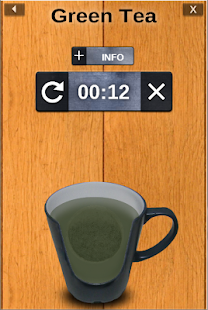 Perfect Brew : Tea Timer- screenshot thumbnail