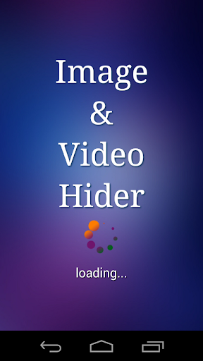 Video Image Hide