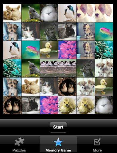 子供のための赤ん坊の動物パズル|玩教育App免費|玩APPs