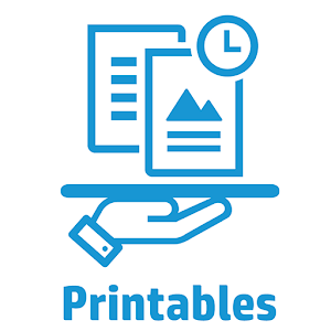HP Printables Icon