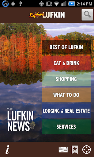 Explore Lufkin