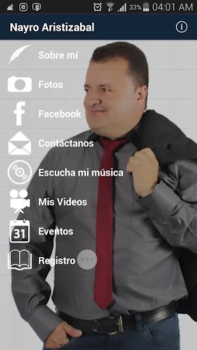 Nayro Aristizabal App