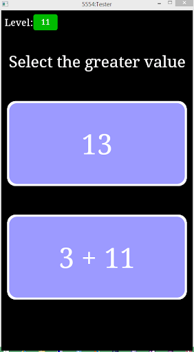 Simple Math Workout