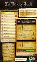 Screenshot of Alchemy Guide - Skyrim