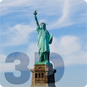 Statue of Liberty 3D LWP