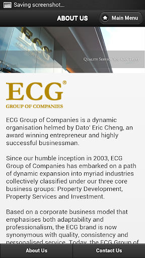 ECG Group of Companies
