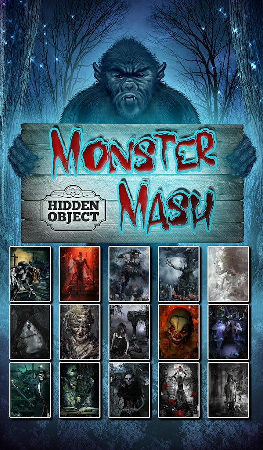 Monster Mash- screenshot