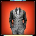London Man Suit Photo Camera icon