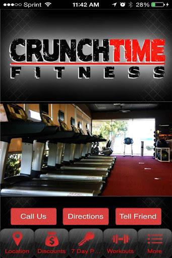 Crucnhtime Fitness