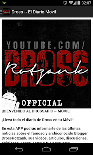 Dross ~El Diario Móvil Oficial - screenshot thumbnail