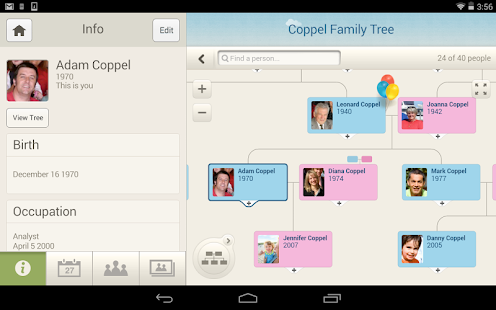 MyHeritage - Family Tree Screenshot 26