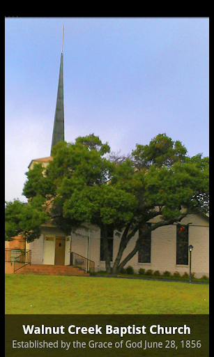 Walnut Creek Baptist Church