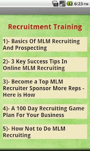 Struggling In MLM Business? - screenshot thumbnail