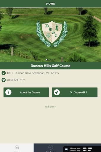 Duncan Hills GC