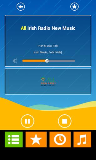 Radio Music Irish
