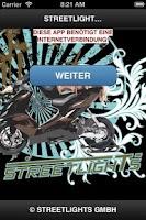 Screenshot of Streetlights