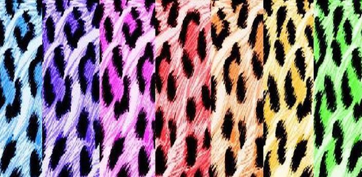 wild animal print wallpaper - photo #7