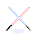 Saber of light icon