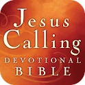 Jesus Calling Devotional Bible icon