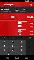 Screenshot of Skjern Banks Mobilbank
