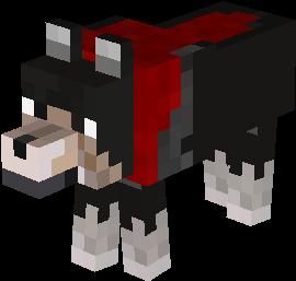 Black nova skin black wolf w cape sciox Gallery