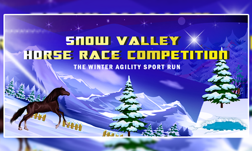 Snow Valley Horse Race +