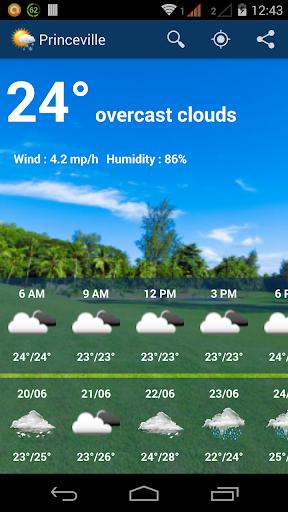 【免費天氣App】天气预报-APP點子