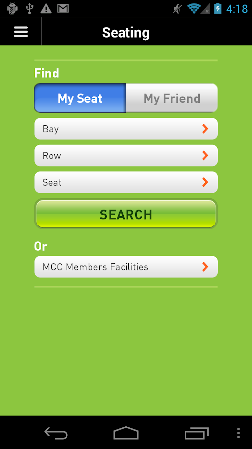 Melbourne Cricket Ground - screenshot