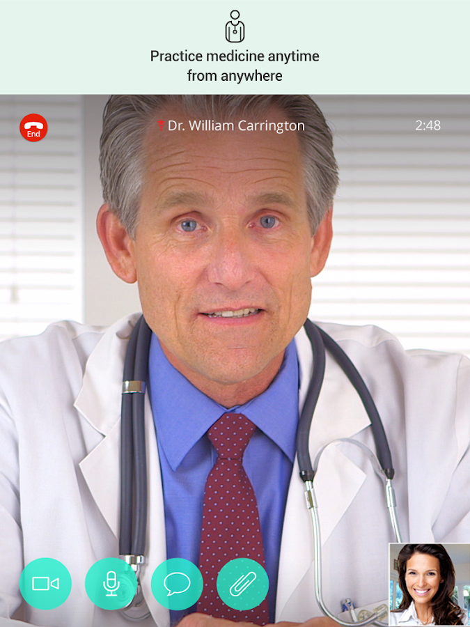 HealthTap for Doctors- screenshot