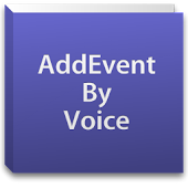 Add Event By Voice