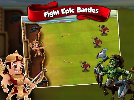 Chhota Arjun : The warrior