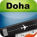 Doha Airport + Flight Tracker icon