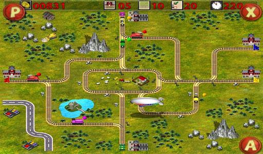 Railroad Rumble Locomotive