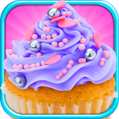 Cupcakes Shop: Bake & Eat FREE