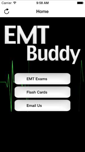 EMT Exam Buddy