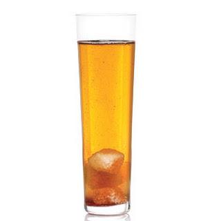 Cognac Sparkling Wine Cocktail.