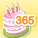 Birthday Countdown Widget icon