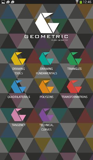Geometric - Plane Geometry 1.0.2 screenshots 1