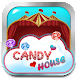 Candy House Slots HD icon