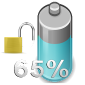 Battery Overlay Percent Key