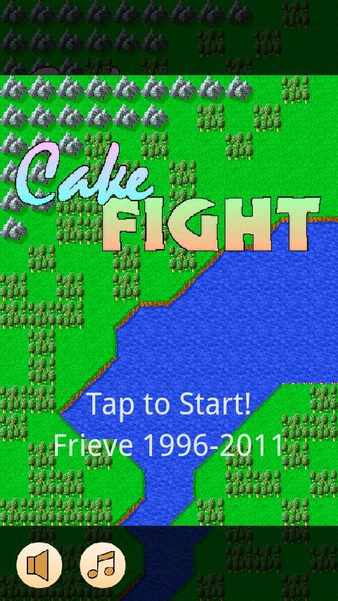 Cake Fight- screenshot