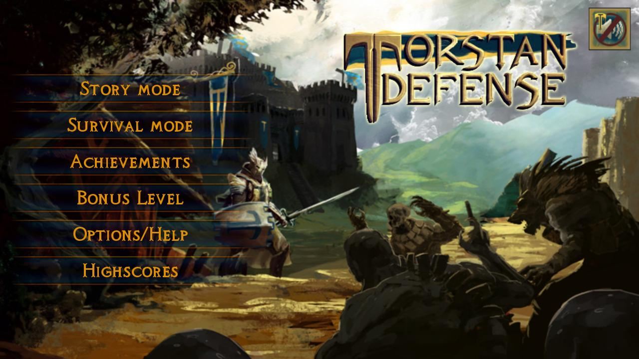Torstan Defense- screenshot