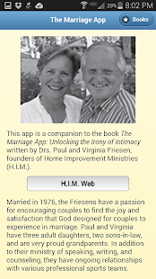 The Marriage App- screenshot thumbnail
