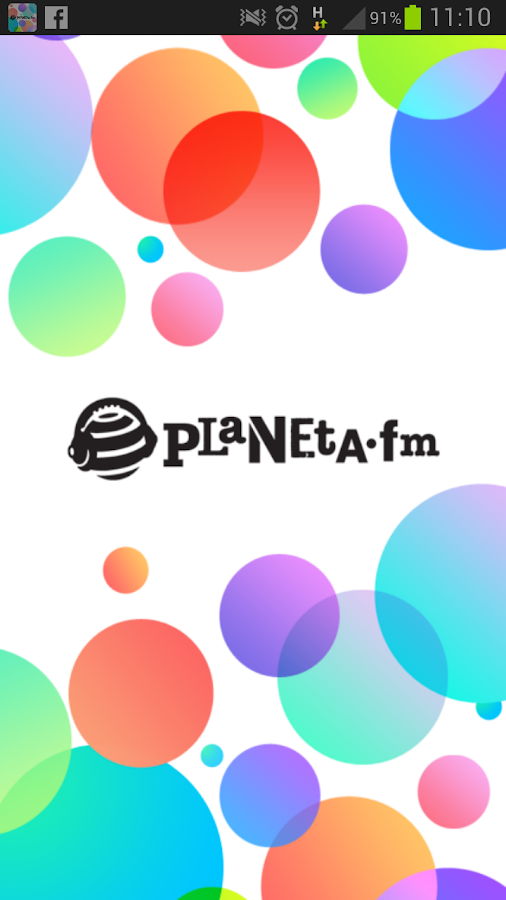 Planeta FM- screenshot