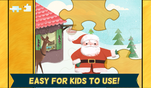 Kids Christmas Games: Puzzles- screenshot thumbnail