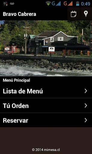 Bravo Cabrera Restaurant