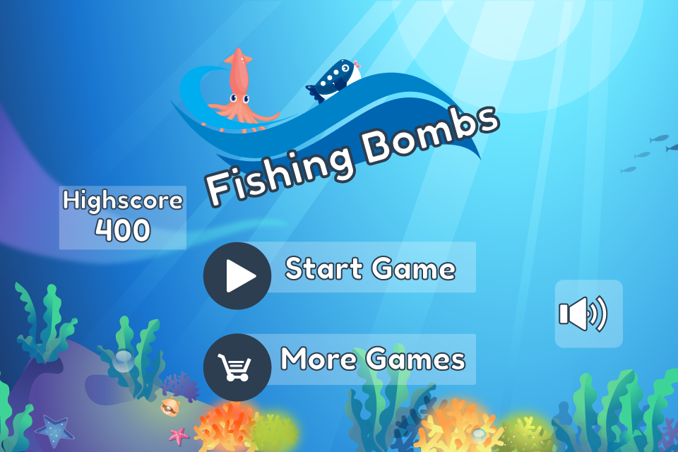 Fishing Bombs- screenshot