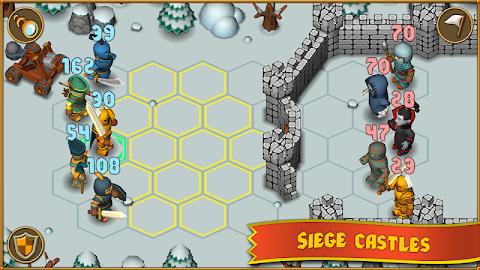 Heroes : A Grail Quest Screenshot 14