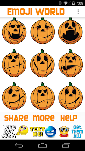 Emoji World ™ Halloween v1.0